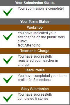 Status-Complete
