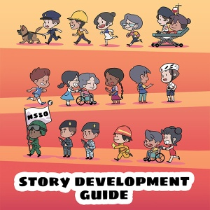 Story Development Guide Logo