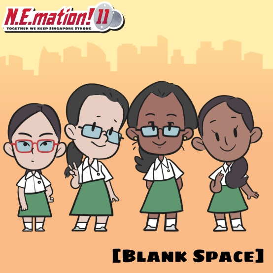 N.E.mation! 11 - Team [Blank Space]