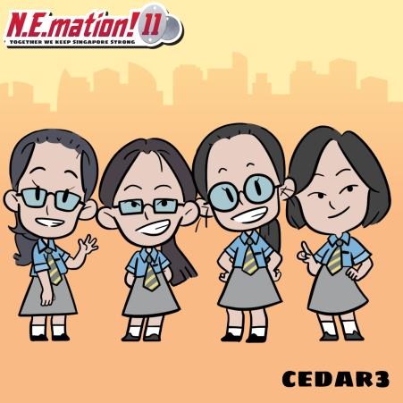 N.E.mation! 11 - Team cedar3