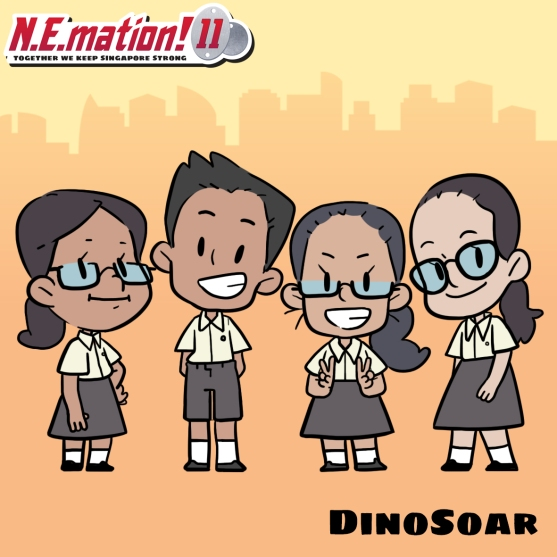 N.E.mation! 11 - DinoSoar