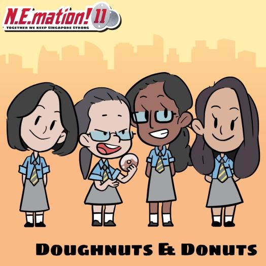N.E.mation! 11 - Doughnuts & Donuts