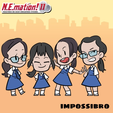 N.E.mation! 11 - Impossibro