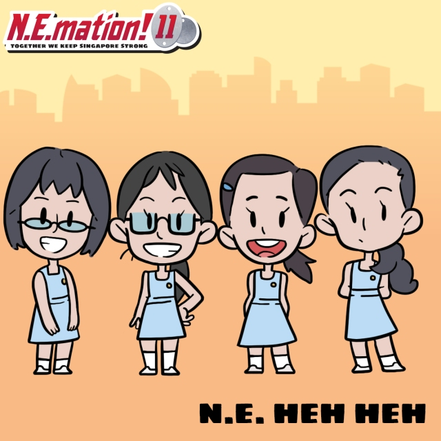 N.E.mation! 11 - N.E. HEH HEH