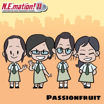 N.E.mation! 11 - Passionfruit